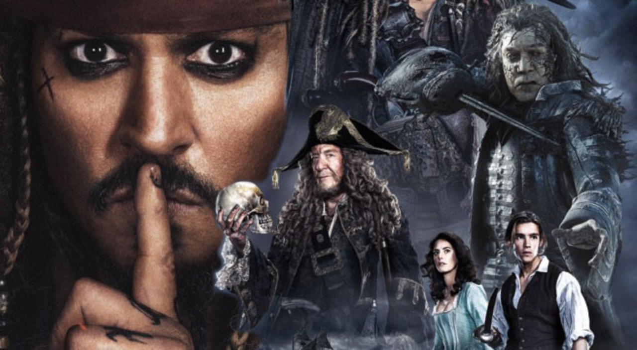 pirates of the caribbean 5 dead men tell no tales new posters 233127 1280x0