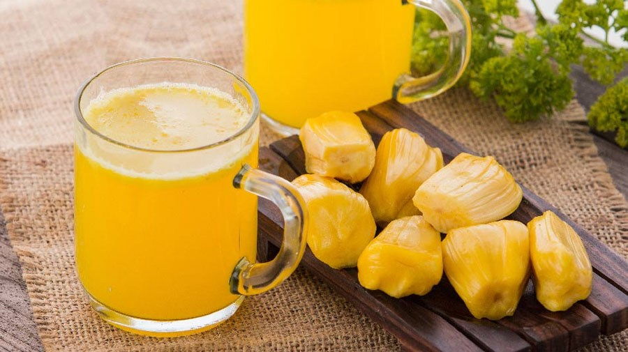 11 Jackfruit juice