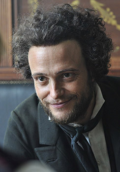 young karl marx cropped